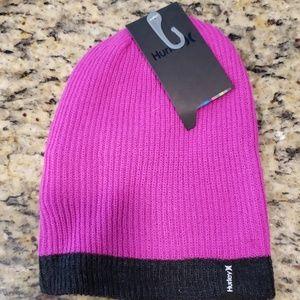 Hurley winter hat